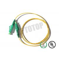 Simplex Fiber Optic Patch Cord Single Mode 2mm with 10m Length , Good Durability Manufactures