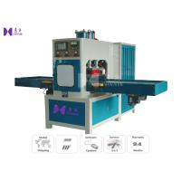 50HZ / 60HZ 30T PVC Box Making Machine Two Slide 400×500 MM Working Table Manufactures