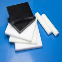 High Density Industrial Engineering Plastics , POM Delrin Sheet For Electric Industry Manufactures