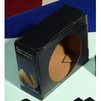 China 250gsm Coated Paper Die Cut Corrugated Gift Boxes With Window For Gift, Packaging on sale