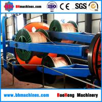 Hydraulic brake cradle type planetary cage laying up machine, pay off 1250 Manufactures