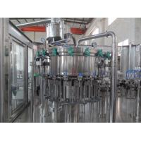 Automatic Cola Production Line / Soda Water / Carbonated Drink Production Line Manufactures