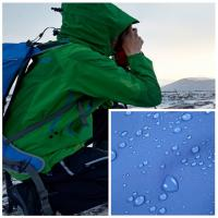 Nylon taslan fabric for outdoor sports /kids jacket wear breathable, soft, windproof Manufactures