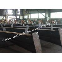 China Corridor Skywalk Prefab Steel Structures Fabrication for Urban High Rise Buildings Modular Connecting on sale