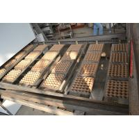 Recycled Waste Paper Egg Crate Making Machine High Capacity Easy Operation