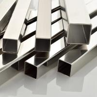 Building Materials Square Welded Tube Stainless Steel Rectangular Tubing Manufactures