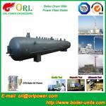 10 Ton hydrogen boiler mud drum ORL Power ASME certification manufacturer Manufactures