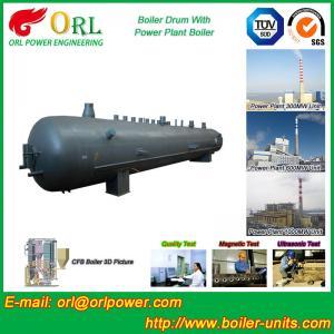 800 Ton lpg boiler mud drum SGS Manufactures