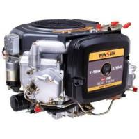 Quality vertical shaft--v-twin  diesel engine 22/25hp for ATV, lawn mower for sale