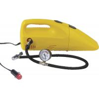 2 In 1 Plastic Portable Handheld Car Vacuum Cleaner With Carpet Tool Also Can Inflation Manufactures