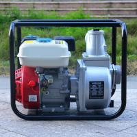 China Agricultural irrigation Portable Gasoline Water Pump 4 inch with 4 Stroke Air-cooled on sale