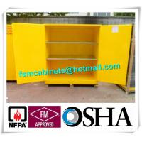 Professional Industrial Safety Cabinets With 1.2 mm Cold Rolled Steel Manufactures