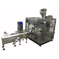 soft drink liquid filling stand up pouch filling and sealing machine Manufactures