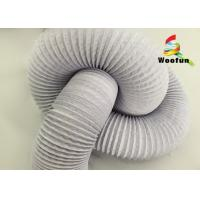 Eco Friendly 24 Inch Air Cooling Ducting PVC Aluminum Foil For Air Ventilation Manufactures