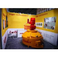 Planetary Counter Current Mixer PMC500 Quick Mixing Large Capacity Concrete Block Manufactures
