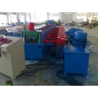 China Highway Guardrail Roll Forming Machine Electrical Automatic Control 0 - 15000 mm for sale