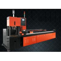 China Hydraulic Industrial Hole Punch Machine Cylinder Tube Punching on sale
