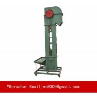 Buy cheap Bucket Elevator Conveyor Vertical Transmission Easy Operation Less Maintenance from wholesalers