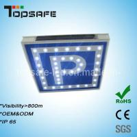 CE,  Certified LED Solar Traffic Parking Sign Manufactures