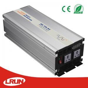 China Modified sine wave inverter 5KW 12V to 220V on sale