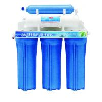 Double T33 Mineral Water Filter , 6 Stage Reverse Osmosis Water Filter System Manufactures