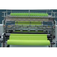 Three Needle Bar Multi Needle Quilting Machine 380V For Garments , Winter Jackets Manufactures