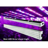 4 Feet Linear Hydroponic Led Grow Lights Bar 120w For Greenhouse , 50Hz-60Hz Manufactures