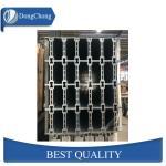 6063 Industrial Aluminum Profile Aluminum Alloy Profile For Sliding Window