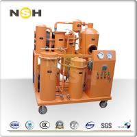 China 600-18000L/H Lubricating Oil Purifier 380V/3P/50Hz Custom Color Easy Handling on sale