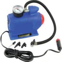 Blue Electric  Vehicle Mounted Air Compressor Customized 3 In 1 Type Manufactures