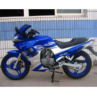 High Powered 200cc Street Motorcycle With Aluminium Rim / Air Cooled Engine Manufactures