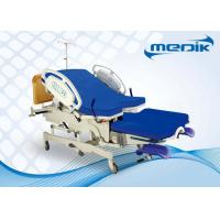 Quality Hospital Low Starting Position Labor Electric Delivery Bed With Inner Controller for sale