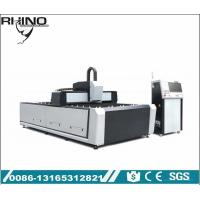 500W 750W 1000W 1325 Industrial Laser Cutting Machine For Carbon Steel / Aluminum Manufactures