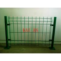 Buy cheap wire mesh fence,PVC coated galvanized mesh fence,wire fencing from wholesalers
