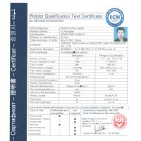 Jiangsu OUCO Heavy Industry and Technology Co.,Ltd quality control 1