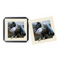 Lovely Cute Animal Art Printing 5d Lenticular Picture / HD Animal Pictures Manufactures