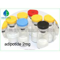 High Purity Injectable Human Growth Peptides Hormones Adipotide 2mg / Vial Manufactures
