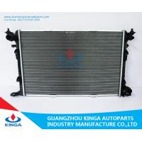 Car Spare Parts Custom aluminum radiator replace model AUDI A6(C7) 2.8/3.0T 10 after market Manufactures