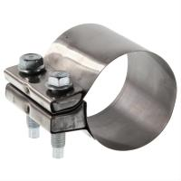 Customized Size Exhaust Band Clamp Stainless Steel Heavy Duty Exhaust Clamp Manufactures