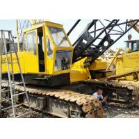 China HITACHI KH180 Used Crawler Crane 50 Ton Good Condition 3P 220--480V 50/60HZ for sale