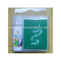 China Temporary Airbrush Tattoo (small kit) on sale