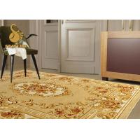 Polyester Washable Indoor Area Rugs / Underlay Felt Living Room Carpet For Decoration Manufactures