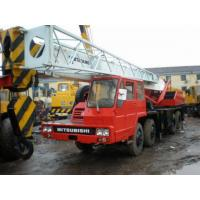 Used Crane in Mitsubishi Engine  Mobile:0086-13167003691 Manufactures