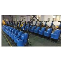 Blue Terrazzo Floor Grinding Machines For Vacuum Cleaner Wet And Dry Grinding Manufactures