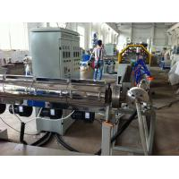 China PVC Fiber Reinforced Plastic Pipe Extrusion Line , Garden Hose Machine on sale