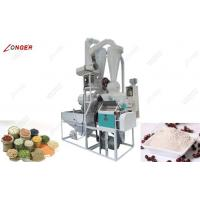 Buy cheap Stainless Steel Grain Milling Machine | Flour Making Machine Manufacturer from wholesalers
