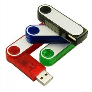 Secure Portable 2gb  8gb  16g 64gb Usb Flash Drive Swivel USB 2.0 10 Years Minimum  Data Retention Manufactures
