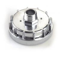 High Performance Air Compressor Parts Metal Direct Inlet Air Filter Assemblies for sale
