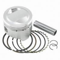 Piston kit, includes piston rings, customized requirements are accepted Manufactures