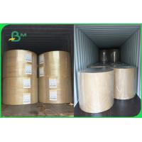 21cm x 100m Self - Adhesive Thermal Sticker Printing Paper For Label Barcodes Manufactures